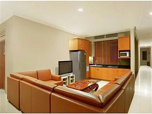 lobi kamar di Aca Guesthouse jn Imam Bonjol No.47, Dago, Bandung penginapan murah dekat itb bandung