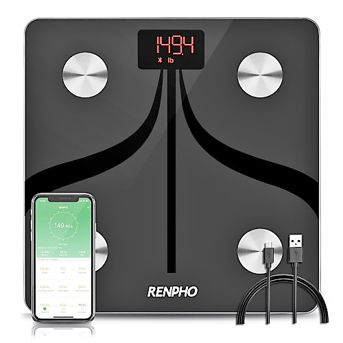 Renpho digital scale and app