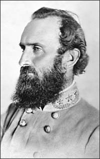 photo of Stonewall Jackson