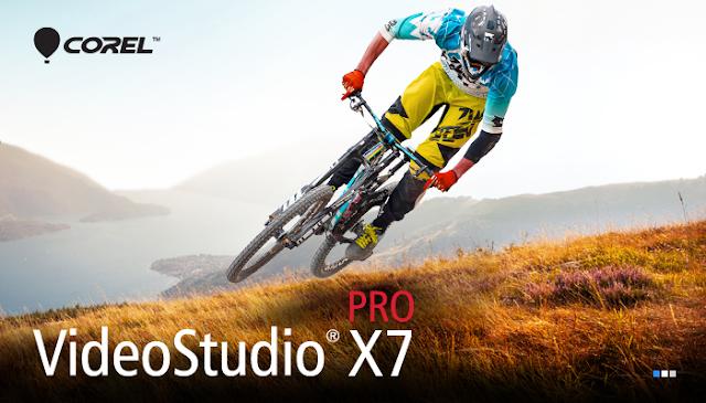 تحميل برنامج  Download Install Corel VideoStudio Pro X7