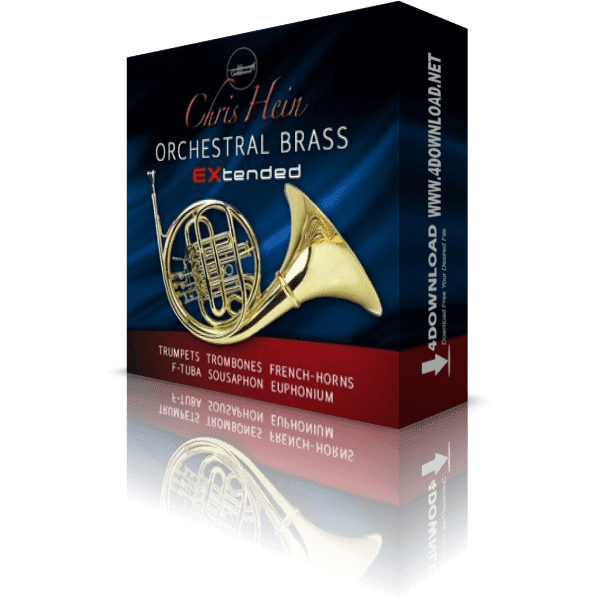 Download Chris Hein - Orchestral Brass EXtended KONTAKT Library
