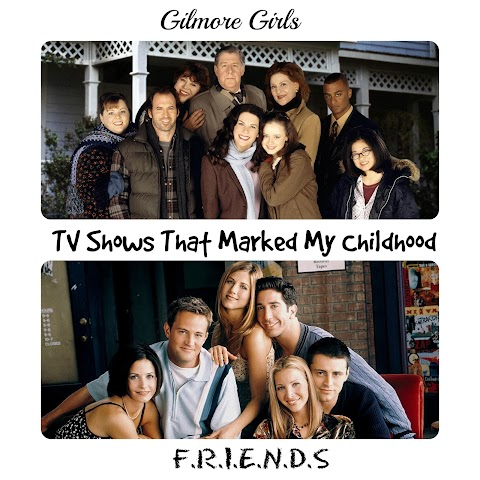 TV Shows That Marked My Childhood