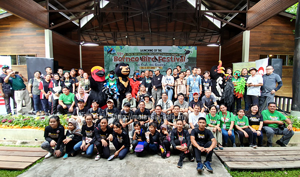 2019 Borneo Bird Festival Photo
