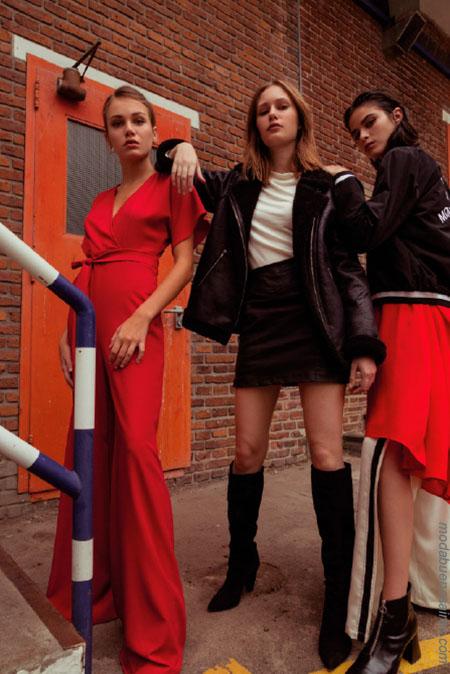 Las últimas tendencias de la moda del otoño invierno 2018.| Moda otoño invierno 2018.