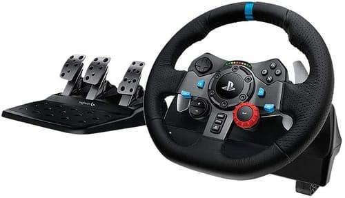 Logitech G29 PS4 Driving Force Race Wheel