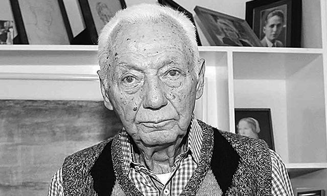 Falleció el humanista Enrique González Pedrero, exgobernador de Tabasco
