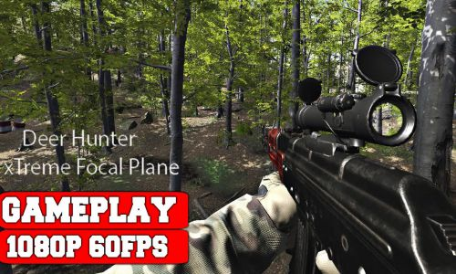 Download Deer Hunter xTreme Focal Plane Free For PC