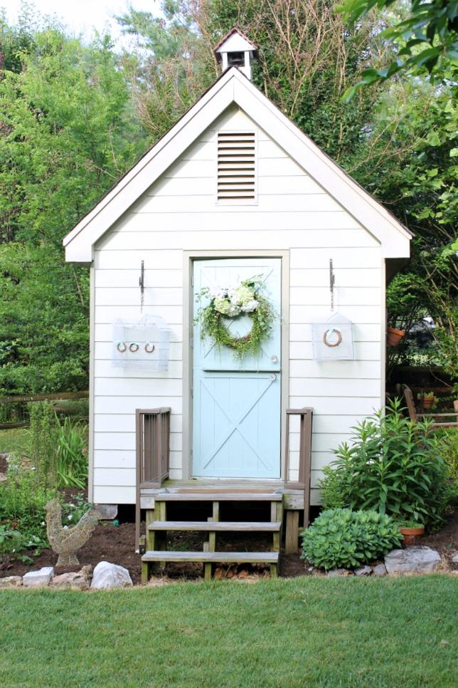 Home garden 3 cabanes de jardin qui font r ver et 6 conseils pour cr er la v tre for Cabane de jardin que choisir