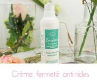 Gamme Emotions Elixirs & co crème fermeté anti-rides