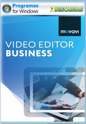 Movavi Video Editor Business 15 Full [x64] (Español) [MEGA]