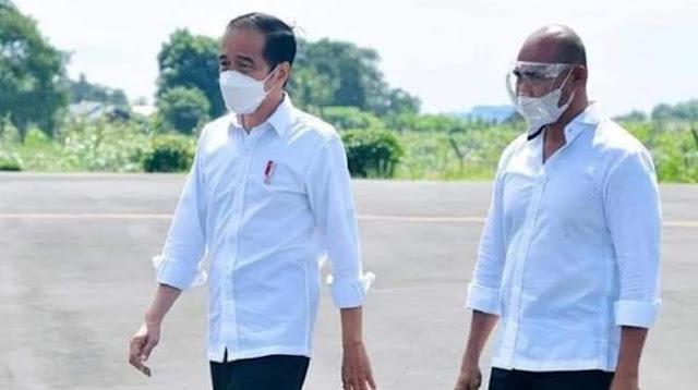 Jokowi Singgung Bipang Ambawang, Mardani PKS: Dia Dipermalukan Pembantunya