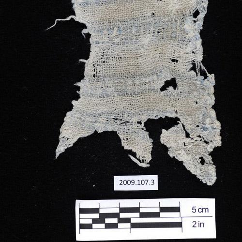 Tinuku Oldest blue indigo dyed fabric of Huaca Prieta site Peru 6,000 years ago
