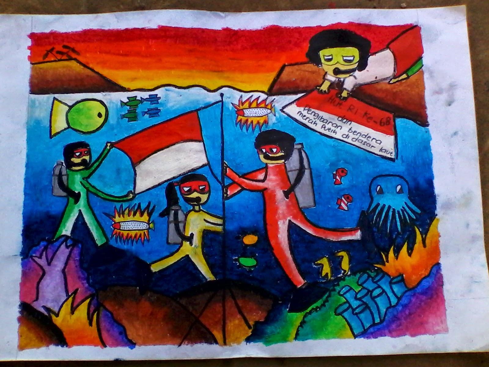 Progress Prestasi | Hasil Karya Kiriman dari Ghina Rizki dari MTs Negeri 3 Jakarta Selatan