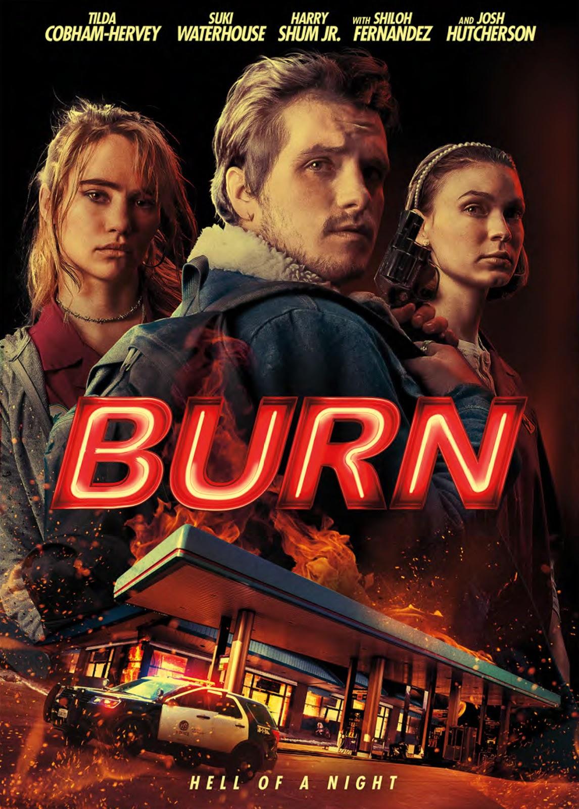 Burn [2019] [DVDR] [NTSC] [Subtitulado]