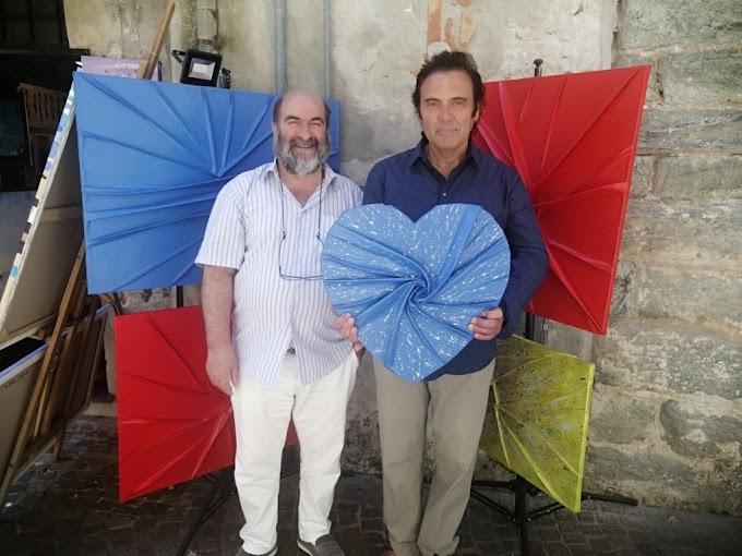 """Arte: Massimo Paracchini in esposizione presso la Galleria Noli Arte con la mostra """"Deep Sea Vortex"""""""