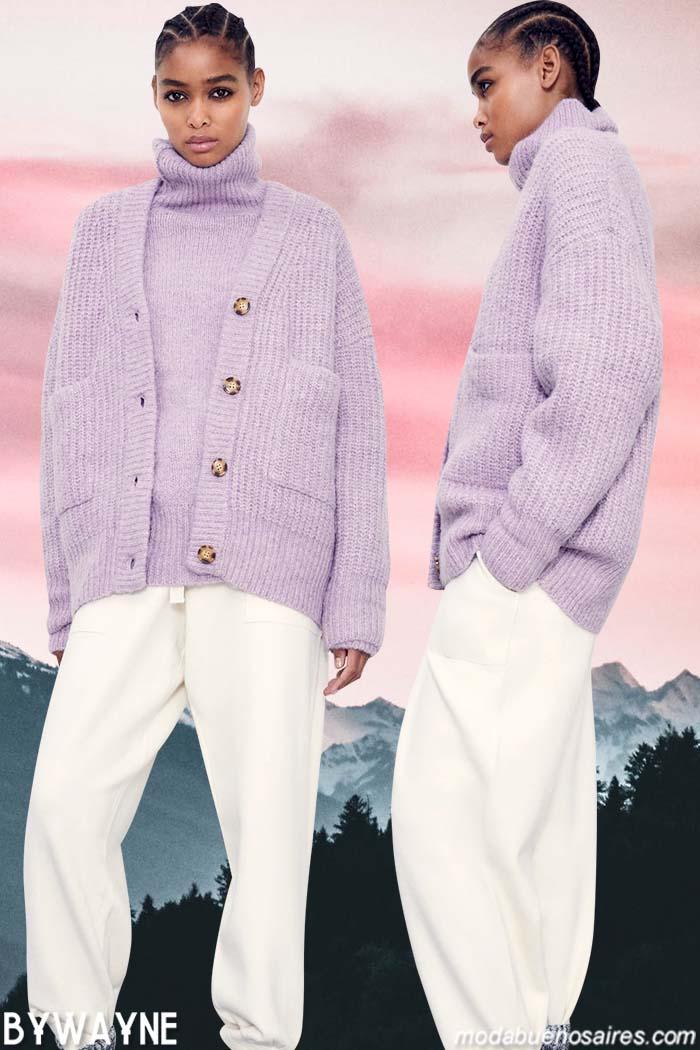 tejidos otoño invierno 2021 moda mujer