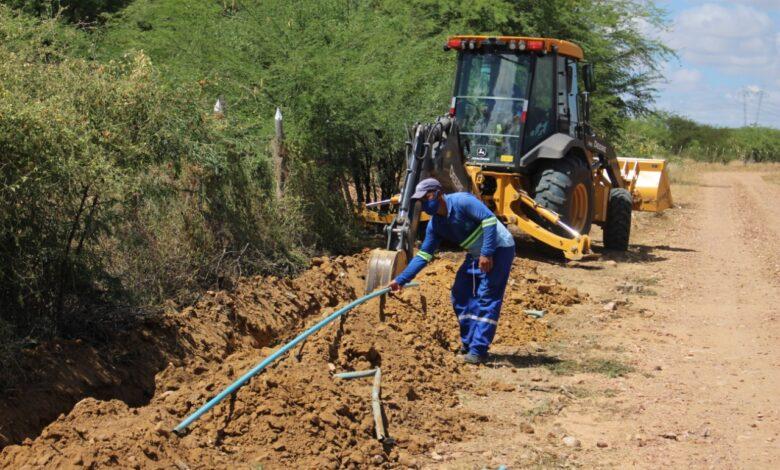 Prefeitura segue beneficiando novas localidades com abastecimento de água tratada em Juazeiro - Portal Spy Notícias de Juazeiro e Petrolina