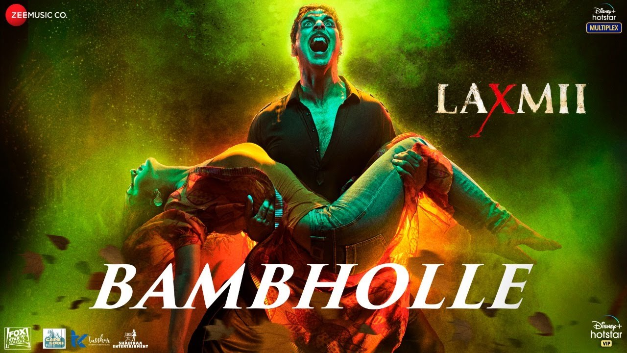 Bambholle Lyrics Laxmii | Akshay Kumar | Viruss