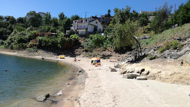 Praia Fluvial Rio Caldo