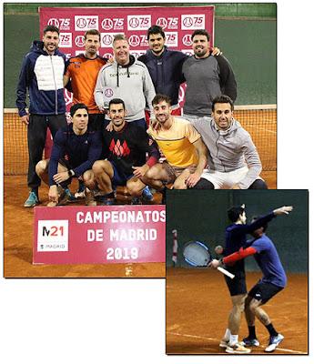 Tenis Aranjuez Móstoles