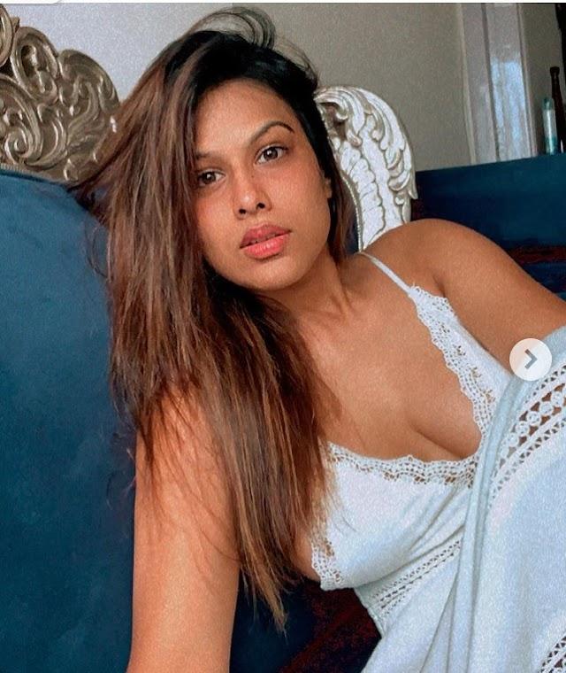 रिवीलिंग आउटफिट में फोटो शेयर करने पर ट्रोल हुईं निया शर्मा,देखें तस्वीरे ।