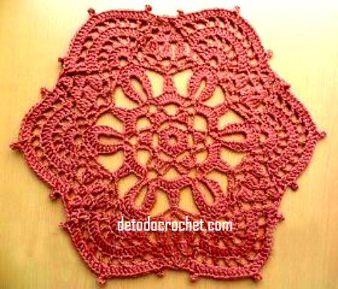 patron-hexagono-crochet