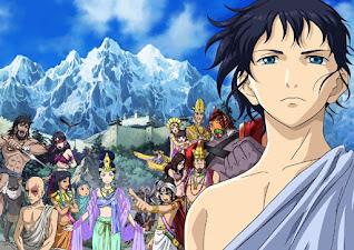 Anime Buddha 2