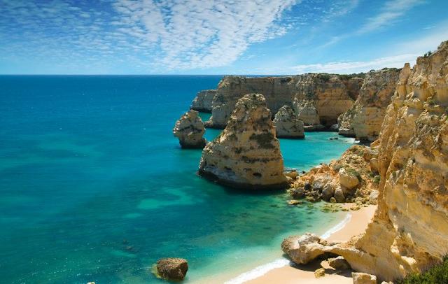 sunshine holidays in portugal, Albufeira