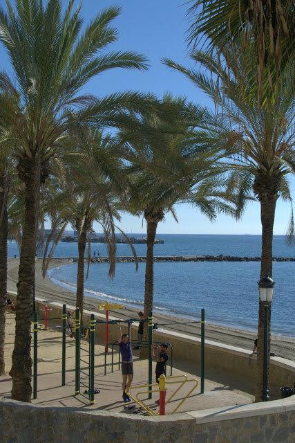 plaże i wypoczynek Marbella