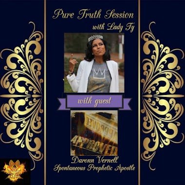 Pure Truth on Being Approved by God with Daronn Vernell