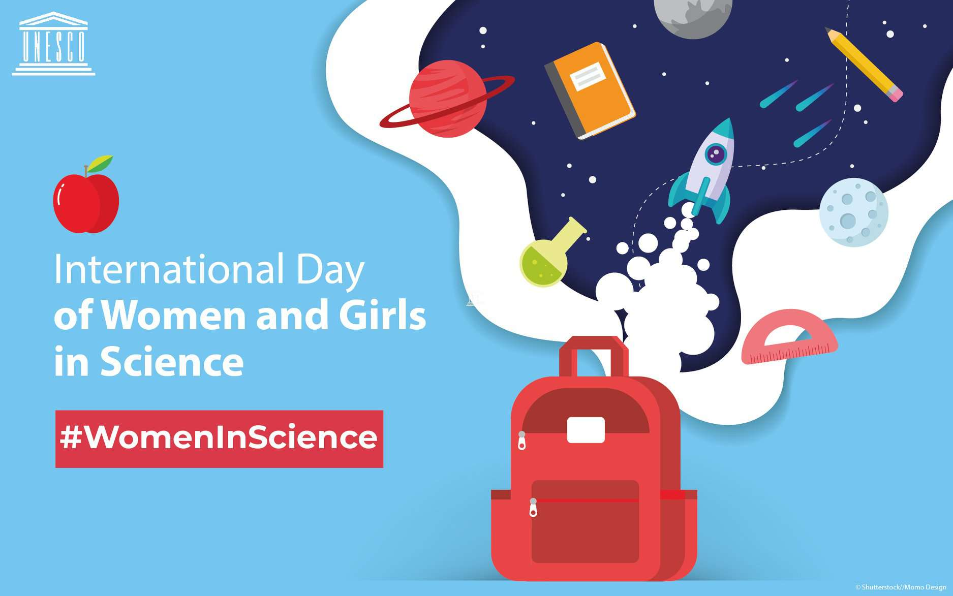 International Day of Women and Girls in Science Wishes for Whatsapp
