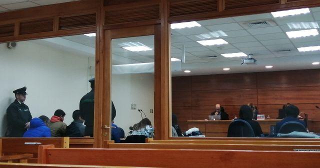 Juicio Oral en lo Penal de Valdivia