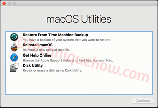 Recover Deleted Files from MAC using Time Machine