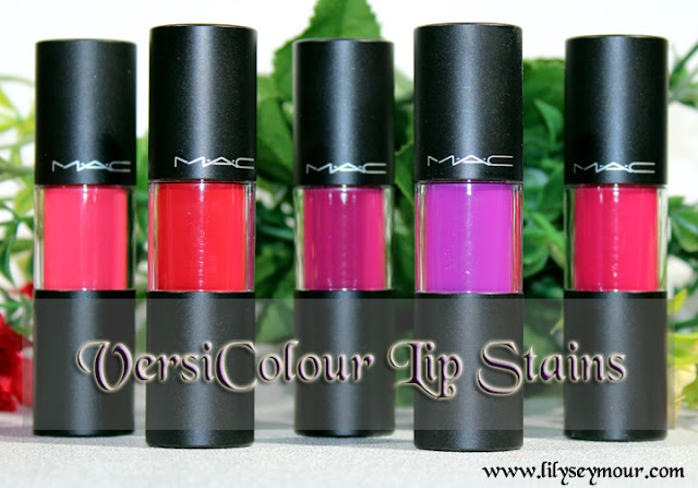 Mac VersiColour Lip Stains
