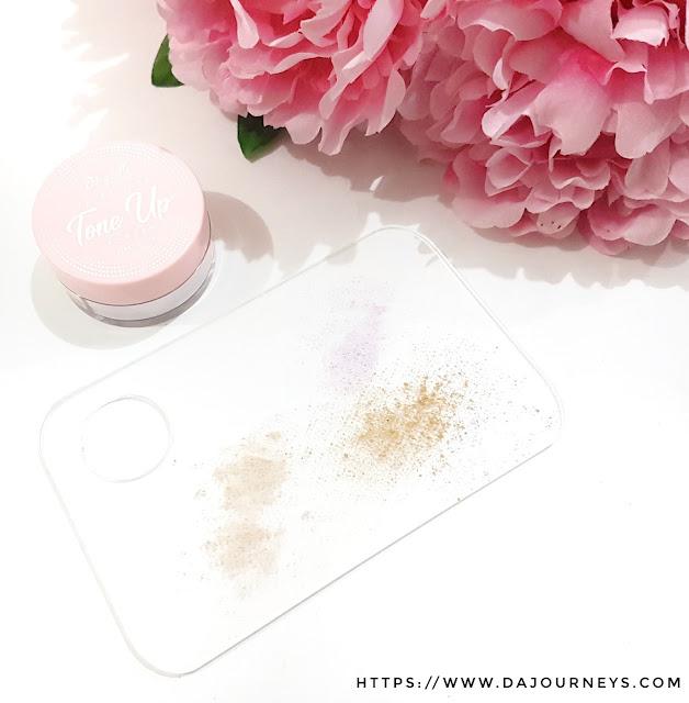 [Review] Jacquelle Ultra Fine Tone Up Powder