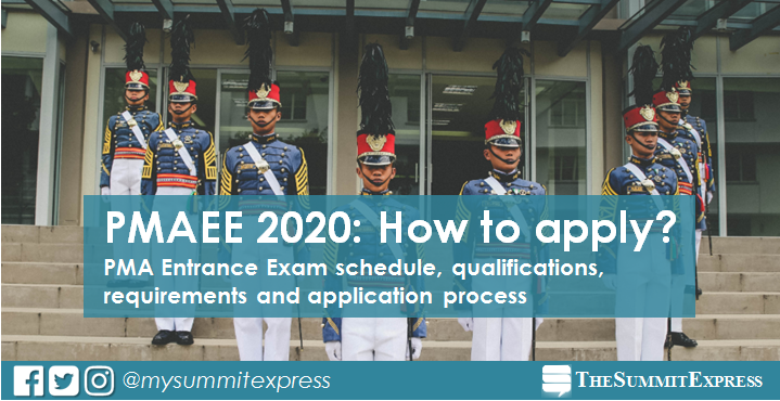 PMA Entrance Exam PMAEE 2020: requirements, application schedule, how to apply