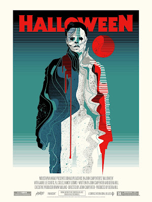 Halloween Screen Print by We Buy Your Kids x Mondo