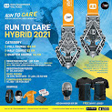 Virtual Race – Run To Care Hybrid • 2021