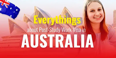 Student Visa and Work Visa after Studying in Australia