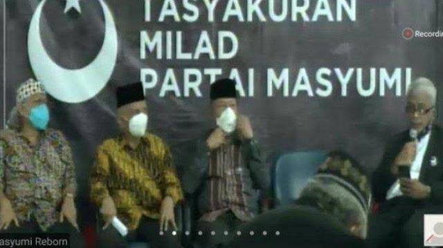 Ajak Gabung Habib Rizieq, Partai Masyumi Yakin Komunis Gaya Baru Bakal Pingsan