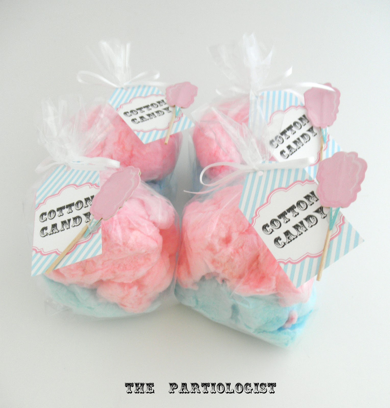 The Partiologist Featuring Cotton Candy