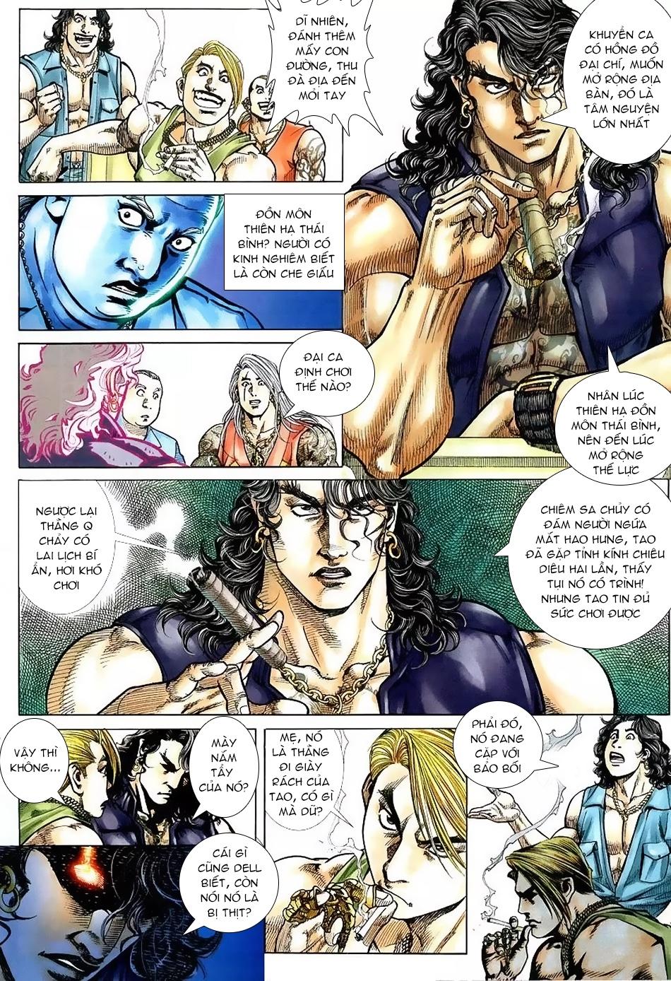 Hỏa Hồng Niên Đại Hắc Cốt Đường Chap 114 - Trang 20