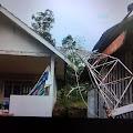 Tower Tumbang, Jaringan Internet Desa Muara Teladan Lumpuh