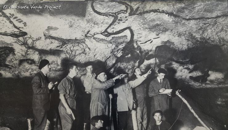 Cueva de Lascaux - Montignac, Francia por El Guisante Verde Project