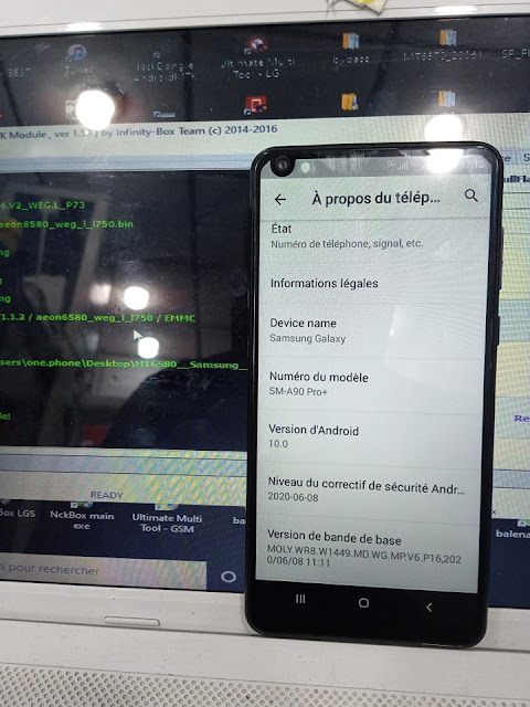 Samsung Clone SM-A90 Pro+ MT6580