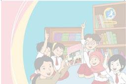 KUMPULAN BUKU SISWA TEMATIK SEMESTER 2 REVISI 2018 LENGKAP