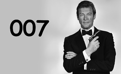 Morreu hoje o ator Roger Moore o 007