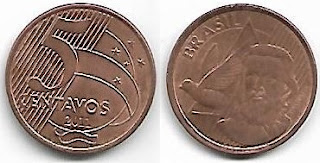 5 centavos, 2011