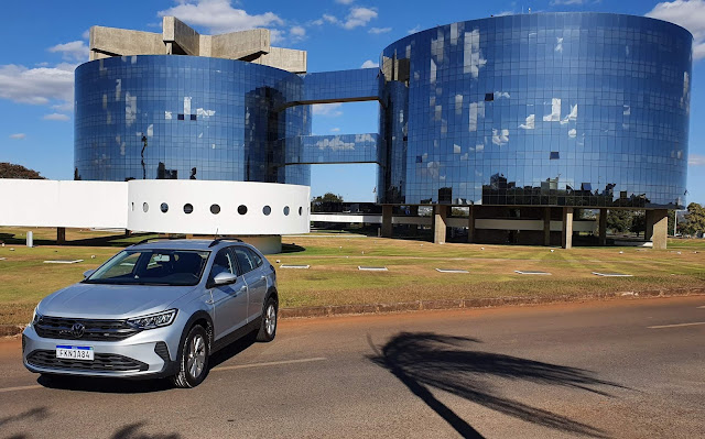 VW Play do Nivus e T-Cross 2021 ganham atualização