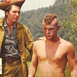 Bobby Lockwood Shirtless